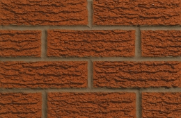 Langwith Red Rustic Brick