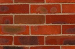 Cholesbury Dark Red Multi