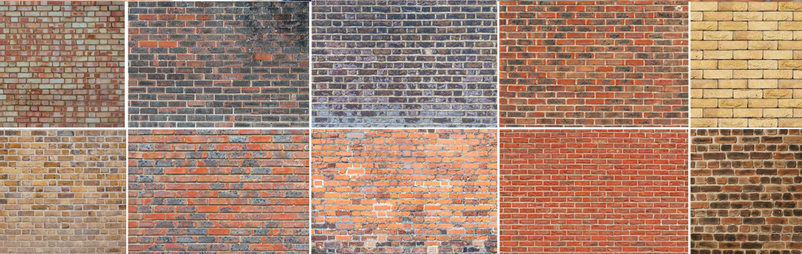 brick-collage